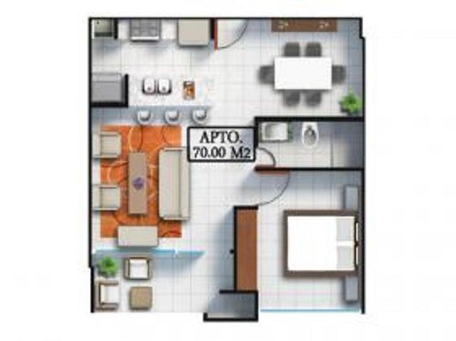 PANAMA VIP10, S.A. Apartamento en Venta en Gorgona en Chame Código: 17-3261 No.2