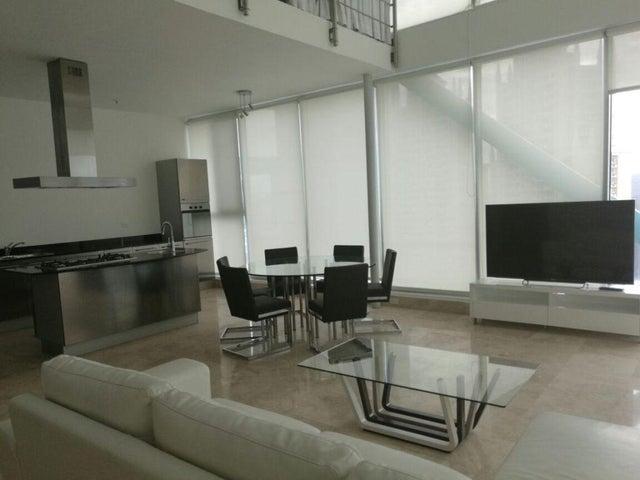 PANAMA VIP10, S.A. Apartamento en Alquiler en Punta Pacifica en Panama Código: 17-466 No.7