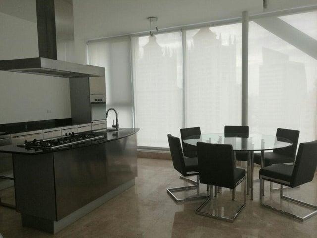 PANAMA VIP10, S.A. Apartamento en Alquiler en Punta Pacifica en Panama Código: 17-466 No.9