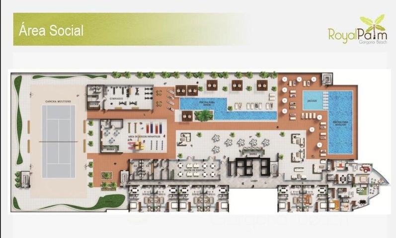 PANAMA VIP10, S.A. Apartamento en Venta en Gorgona en Chame Código: 17-3264 No.9