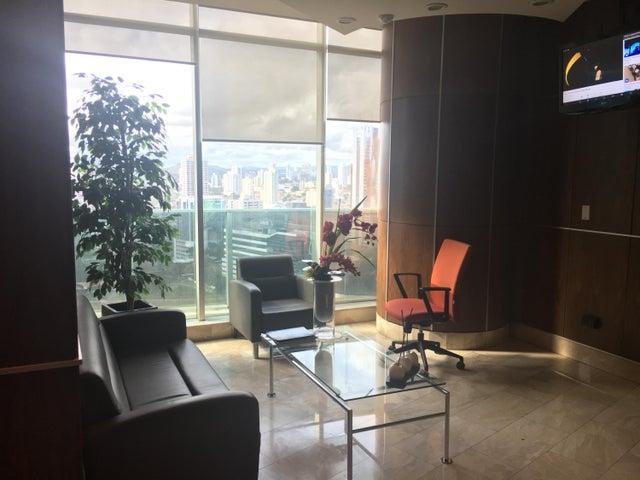 PANAMA VIP10, S.A. Oficina en Venta en Obarrio en Panama Código: 17-3373 No.3