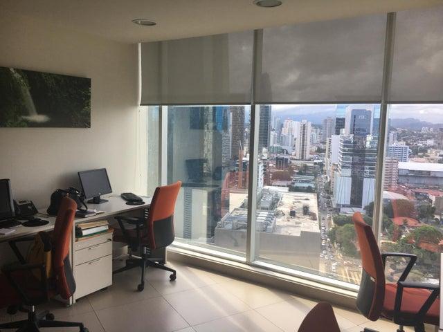 PANAMA VIP10, S.A. Oficina en Venta en Obarrio en Panama Código: 17-3373 No.5