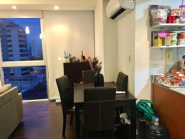 PANAMA VIP10, S.A. Apartamento en Venta en San Francisco en Panama Código: 17-3468 No.5