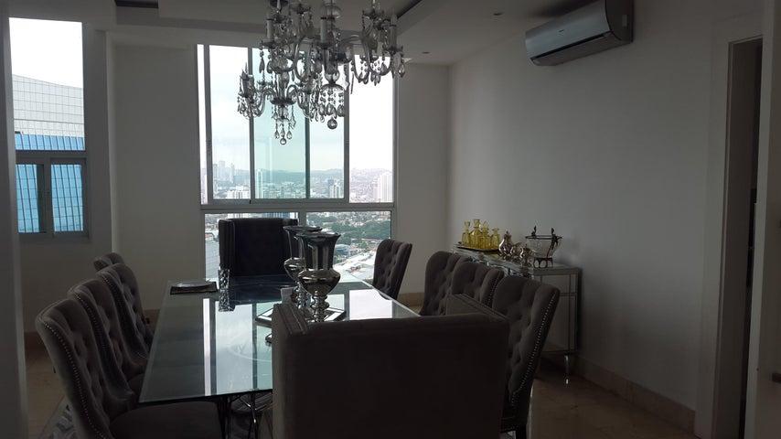 PANAMA VIP10, S.A. Apartamento en Venta en Punta Pacifica en Panama Código: 17-3535 No.3