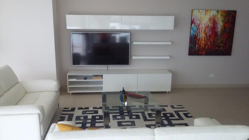 PANAMA VIP10, S.A. Apartamento en Alquiler en Punta Pacifica en Panama Código: 17-3578 No.5