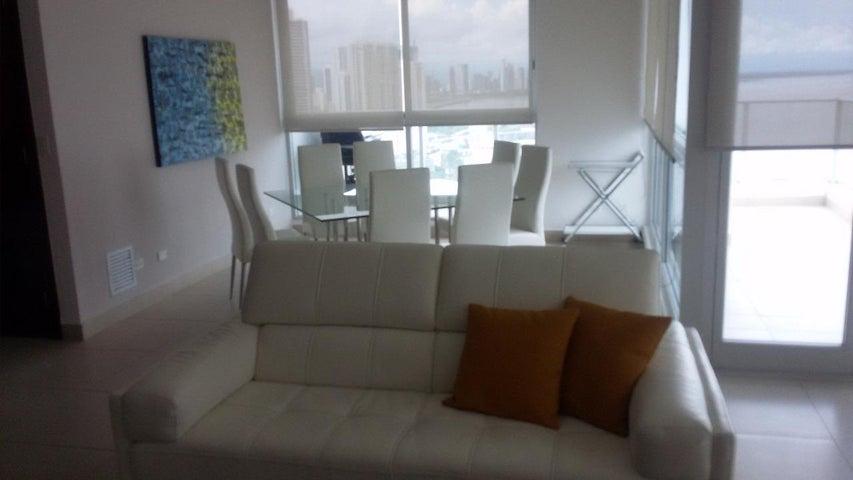 PANAMA VIP10, S.A. Apartamento en Alquiler en Punta Pacifica en Panama Código: 17-3578 No.8