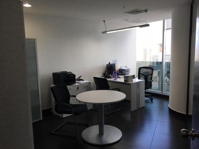 PANAMA VIP10, S.A. Oficina en Venta en Obarrio en Panama Código: 17-3588 No.5