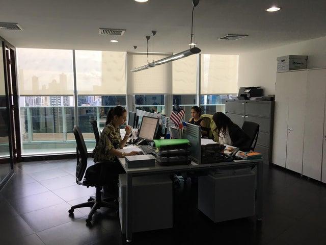 PANAMA VIP10, S.A. Oficina en Venta en Obarrio en Panama Código: 17-3588 No.8