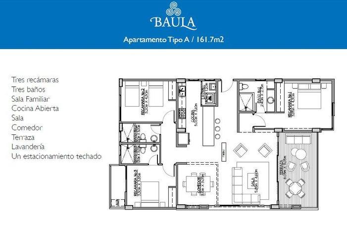 PANAMA VIP10, S.A. Apartamento en Venta en San Carlos en San Carlos Código: 17-3598 No.1