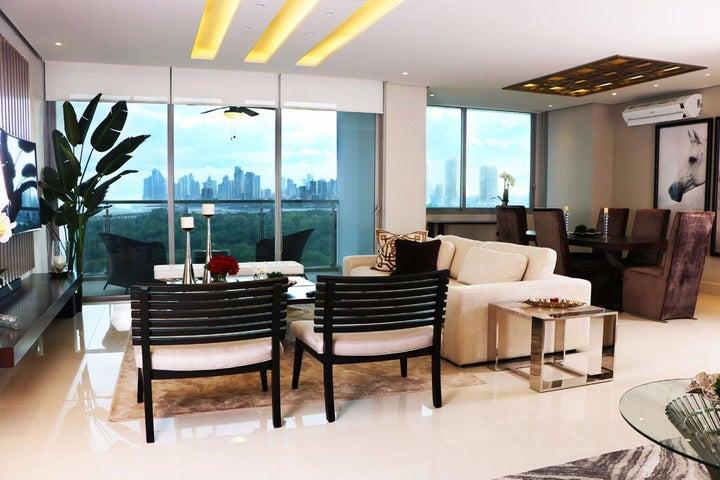 PANAMA VIP10, S.A. Apartamento en Venta en Costa del Este en Panama Código: 17-720 No.1