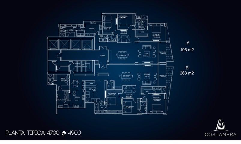 PANAMA VIP10, S.A. Apartamento en Venta en Bellavista en Panama Código: 17-1063 No.9