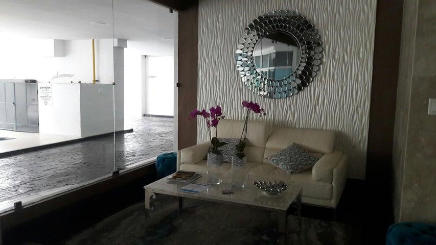 PANAMA VIP10, S.A. Apartamento en Alquiler en Obarrio en Panama Código: 17-3788 No.1