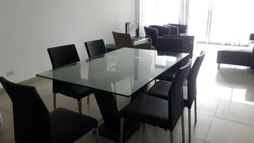 PANAMA VIP10, S.A. Apartamento en Alquiler en Obarrio en Panama Código: 17-3793 No.4