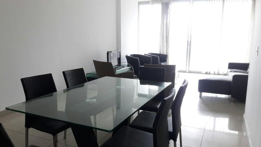 PANAMA VIP10, S.A. Apartamento en Alquiler en Obarrio en Panama Código: 17-3793 No.5