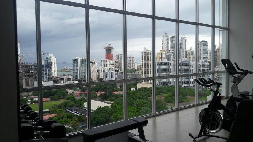 PANAMA VIP10, S.A. Apartamento en Alquiler en Obarrio en Panama Código: 17-3804 No.3