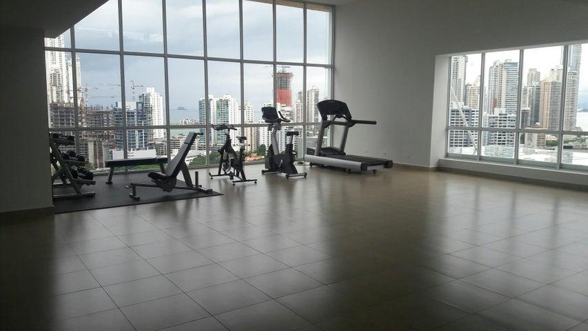PANAMA VIP10, S.A. Apartamento en Alquiler en Obarrio en Panama Código: 17-3804 No.6