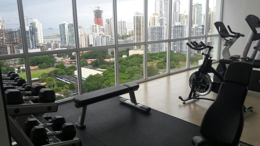 PANAMA VIP10, S.A. Apartamento en Alquiler en Obarrio en Panama Código: 17-3804 No.7