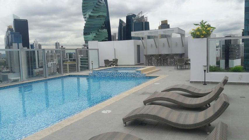 PANAMA VIP10, S.A. Apartamento en Alquiler en Obarrio en Panama Código: 17-3804 No.8