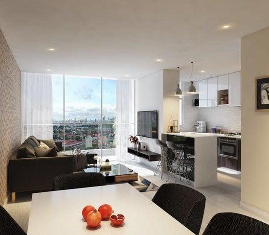PANAMA VIP10, S.A. Apartamento en Venta en Via Espana en Panama Código: 17-3808 No.3