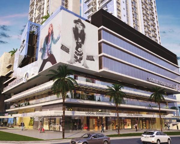 PANAMA VIP10, S.A. Apartamento en Venta en Via Espana en Panama Código: 17-3809 No.1