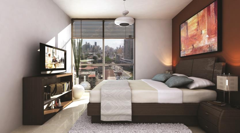 PANAMA VIP10, S.A. Apartamento en Venta en Via Espana en Panama Código: 17-3809 No.4