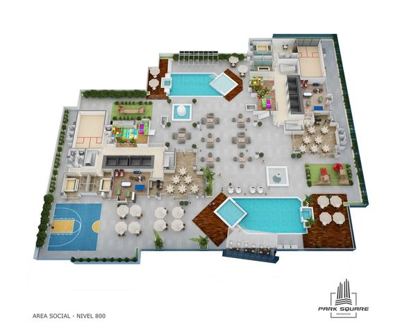 PANAMA VIP10, S.A. Apartamento en Venta en Via Espana en Panama Código: 17-3809 No.8