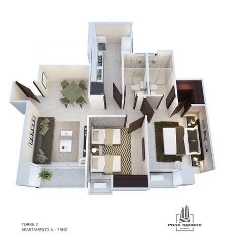 PANAMA VIP10, S.A. Apartamento en Venta en Via Espana en Panama Código: 17-3809 No.7