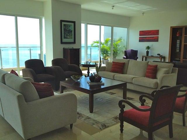 PANAMA VIP10, S.A. Apartamento en Alquiler en Costa del Este en Panama Código: 17-2601 No.2