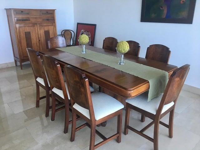 PANAMA VIP10, S.A. Apartamento en Alquiler en Costa del Este en Panama Código: 17-2601 No.4