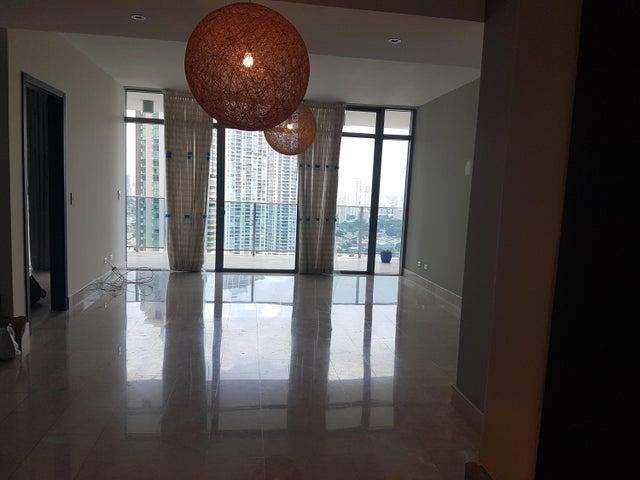PANAMA VIP10, S.A. Apartamento en Alquiler en Punta Pacifica en Panama Código: 17-3889 No.4