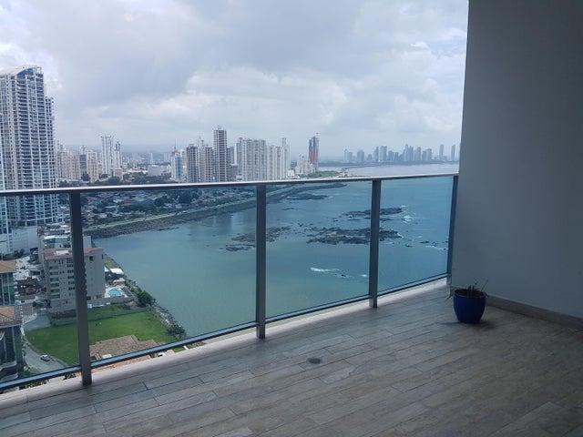 PANAMA VIP10, S.A. Apartamento en Alquiler en Punta Pacifica en Panama Código: 17-3889 No.7