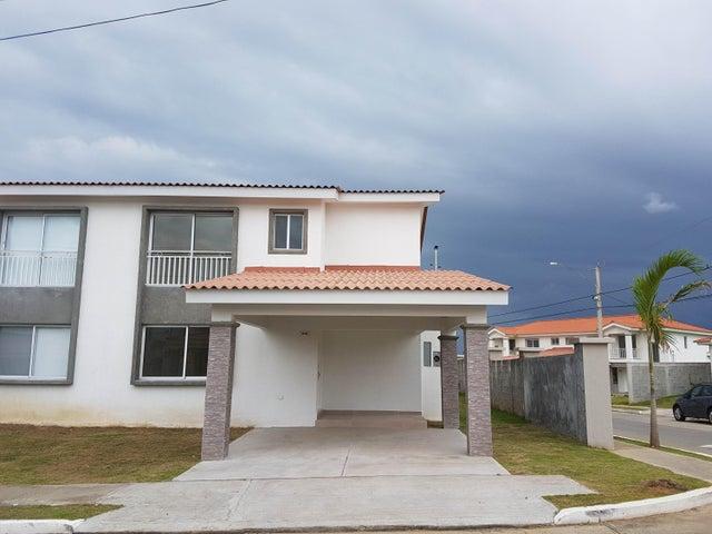 PANAMA VIP10, S.A. Casa en Venta en Chorrera en La chorrera Código: 17-3915 No.1