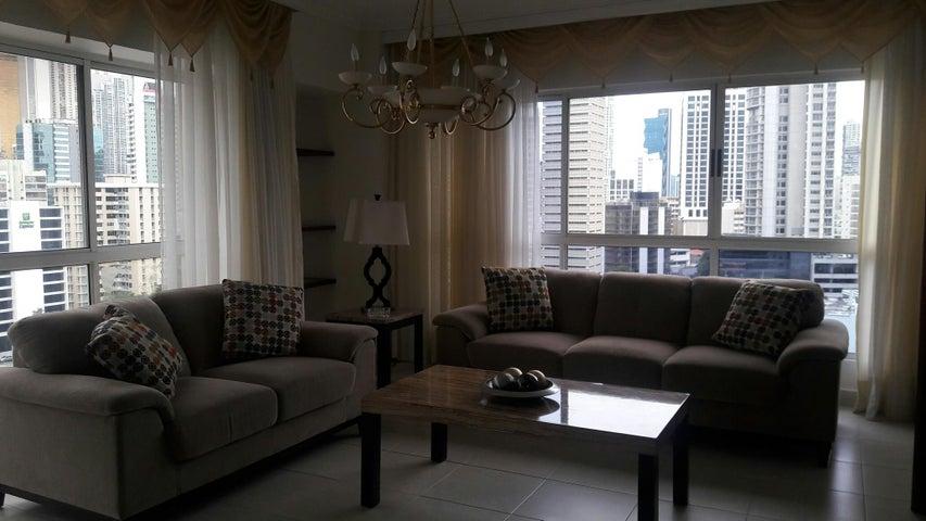 PANAMA VIP10, S.A. Apartamento en Alquiler en Obarrio en Panama Código: 17-3992 No.6