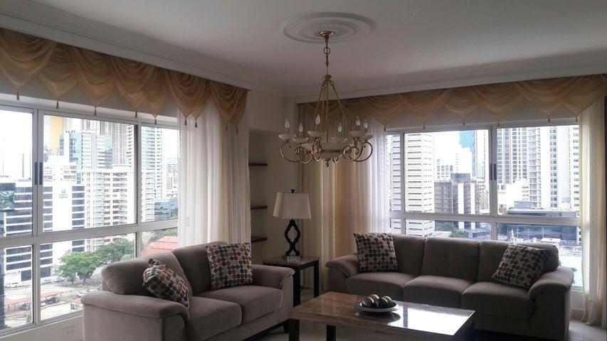 PANAMA VIP10, S.A. Apartamento en Alquiler en Obarrio en Panama Código: 17-3992 No.5