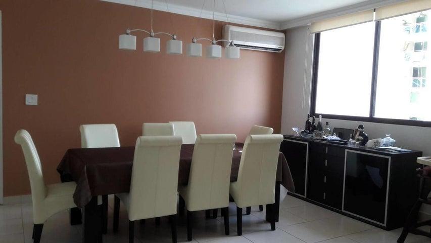 PANAMA VIP10, S.A. Apartamento en Alquiler en Punta Pacifica en Panama Código: 17-4009 No.4