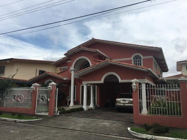 PANAMA VIP10, S.A. Casa en Venta en Altos de Panama en Panama Código: 17-4048 No.1