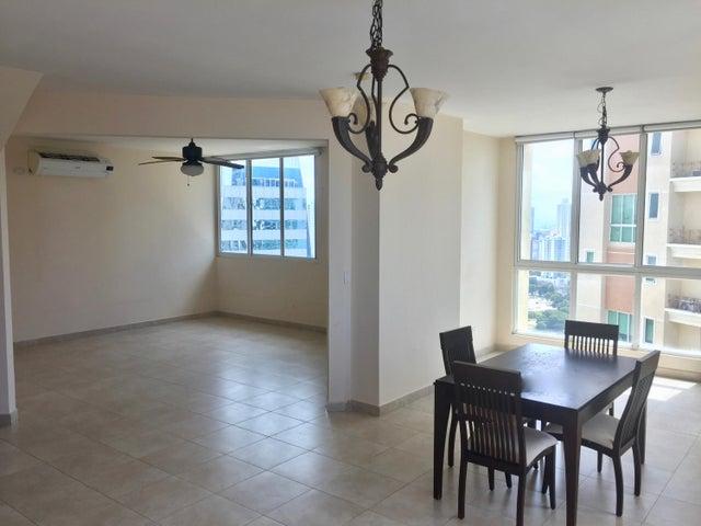 PANAMA VIP10, S.A. Apartamento en Alquiler en Punta Pacifica en Panama Código: 17-4065 No.5