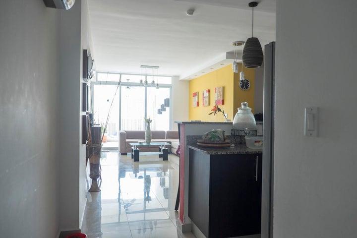 PANAMA VIP10, S.A. Apartamento en Venta en San Francisco en Panama Código: 17-4081 No.4