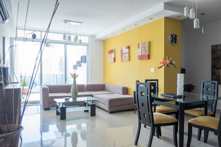 PANAMA VIP10, S.A. Apartamento en Venta en San Francisco en Panama Código: 17-4081 No.5
