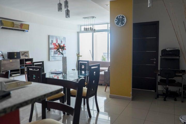PANAMA VIP10, S.A. Apartamento en Venta en San Francisco en Panama Código: 17-4081 No.9