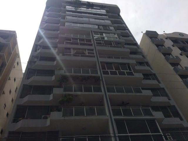 Apartamento / Venta / Panama / San Francisco / FLEXMLS-17-4089