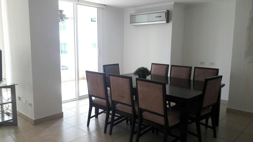 PANAMA VIP10, S.A. Apartamento en Alquiler en Obarrio en Panama Código: 17-4095 No.5