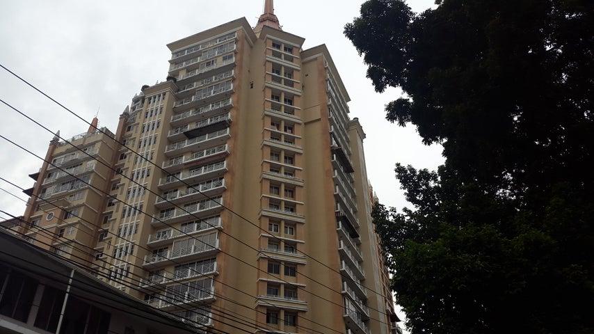Apartamento / Alquiler / Panama / El Cangrejo / FLEXMLS-17-4110