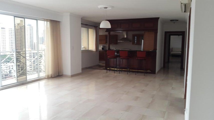 PANAMA VIP10, S.A. Apartamento en Alquiler en El Cangrejo en Panama Código: 17-4110 No.1