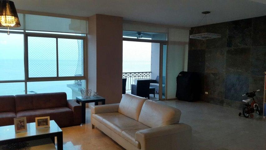 PANAMA VIP10, S.A. Apartamento en Alquiler en Punta Pacifica en Panama Código: 17-4154 No.3