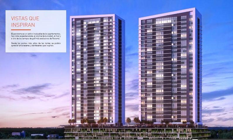 Apartamento / Venta / Panama / Santa Maria / FLEXMLS-17-699