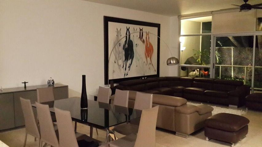 PANAMA VIP10, S.A. Apartamento en Alquiler en Amador en Panama Código: 17-4189 No.8