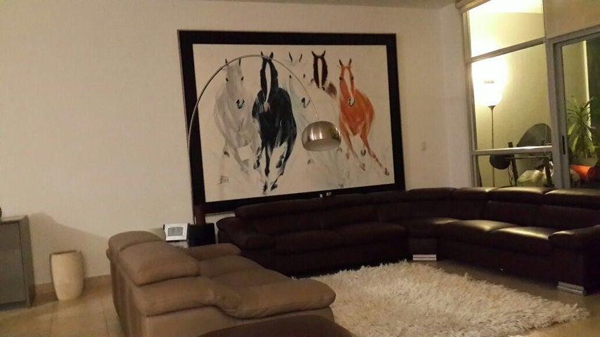 PANAMA VIP10, S.A. Apartamento en Alquiler en Amador en Panama Código: 17-4189 No.9