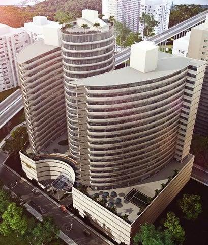Apartamento / Venta / Panama / Avenida Balboa / FLEXMLS-17-4274