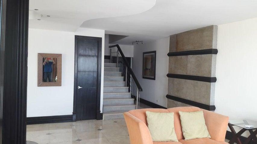 PANAMA VIP10, S.A. Apartamento en Alquiler en Punta Pacifica en Panama Código: 17-4087 No.3
